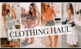 Summer Clothing Haul | Kendra Atkins