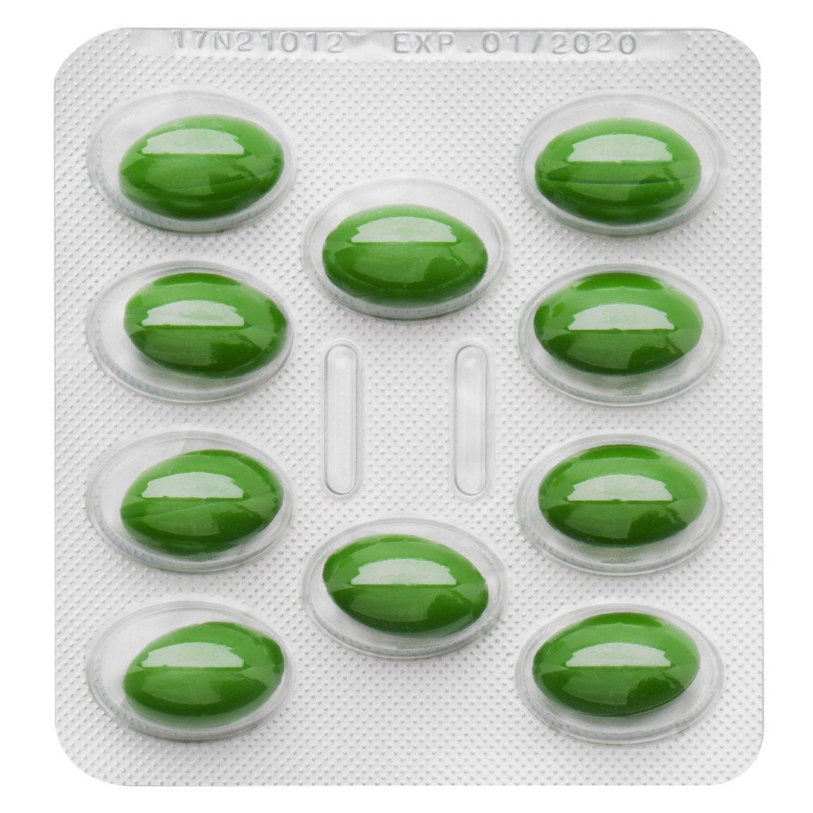 Rene Furterer Vitalfan Dietary Supplement - Sudden, Temporary Thinning Hair product swatch.