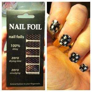 OMG nail foil strips