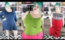 Igigi, Lane Bryant, Max Studios | Plus Size Fashion Try On Haul | Vintage or tacky
