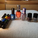 Favourite nail polishes at the moment!