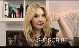 Kelly Peach's video on Elizabeth Rome's hair style!