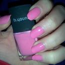 B.Young Pink Nail Polish