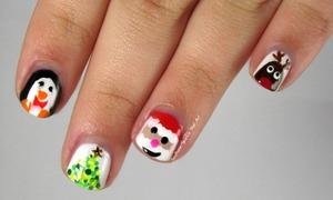 http://manisandmakeovers.blogspot.com/2013/12/twinsie-thursday-christmas-skittle.html