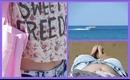 BEACH OOTD ♡ (8.18.13)