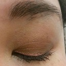 Work Look 2 - Nude Eyeliner
