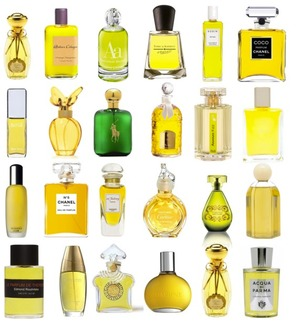 Yellow Perfume