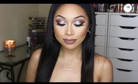 Opalescent Glitter Makeup Tutorial