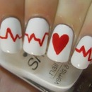Nails make my Heart Beat  <3 <3 <3