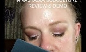 ANASTASIA SUBCULTURE REVIEW AND DEMO
