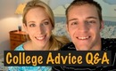 College Advice Q&A: Roommates, Activities & Friends (Part 2)