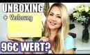 Barbara Box Mai 2019 | UNBOXING & VERLOSUNG