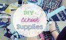 DIY | School Supplies