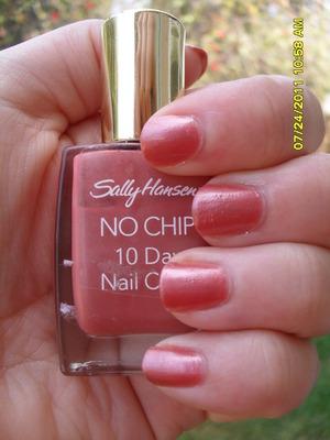 Sally Hansen 10 No Chip- Nonstop Nude