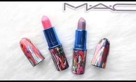 Review & Swatches: MAC x Chris Chang Collection | Dupes!
