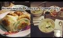 How to make Korean Dumplings 만두 만드는법