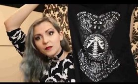 HAUL ║ RESTYLE, PUNK RAVE, GOTHICANA BY EMP, KOALAART, H&M....