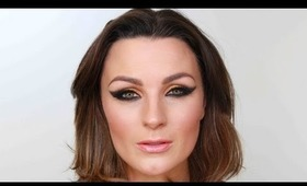 Una from 'The Saturdays' Make up tutorial