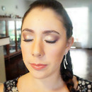 Neutral Day Party Look