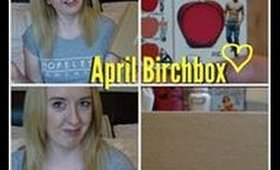April Birchbox 2014