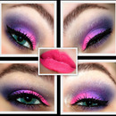 Pink/Purple Smoke