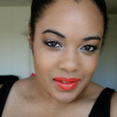 Morange lips