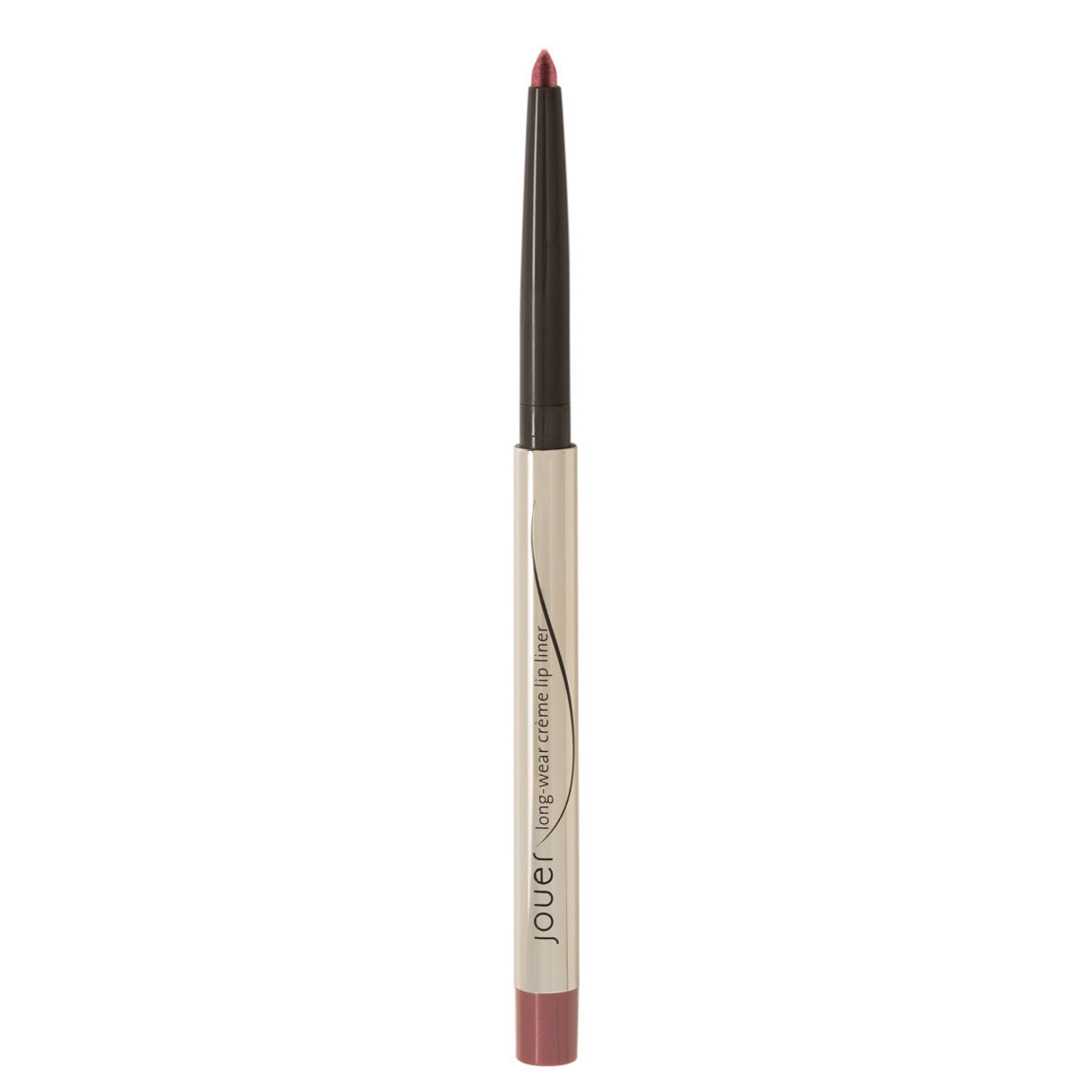 Jouer Cosmetics Long-Wear Crème Lip-Liner Rose Shimmer