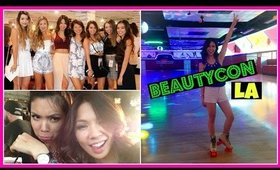 Beautycon Parties + Hanging out with Youtubers!