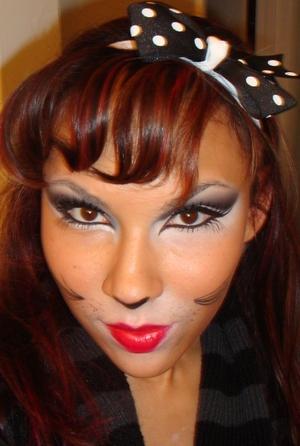 Sexy Kitty Halloween