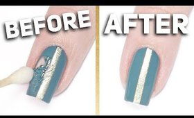 18 Nail Art Hacks Everyone Should Know!