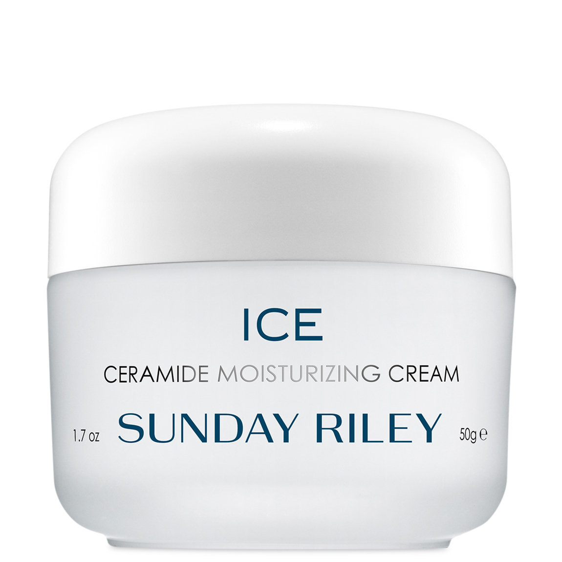 Sunday Riley Ice Ceramide Moisturizing Cream 1.7 oz alternative view 1 - product swatch.