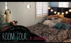 ROOM TOUR!! Sarahglam1