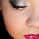 Love The Sparkly Smoky Eyes. (I Do Not Own This Picture.)