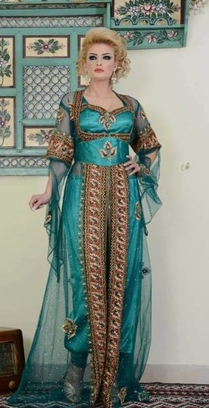 Hey guys what do u think about this Kaftan?