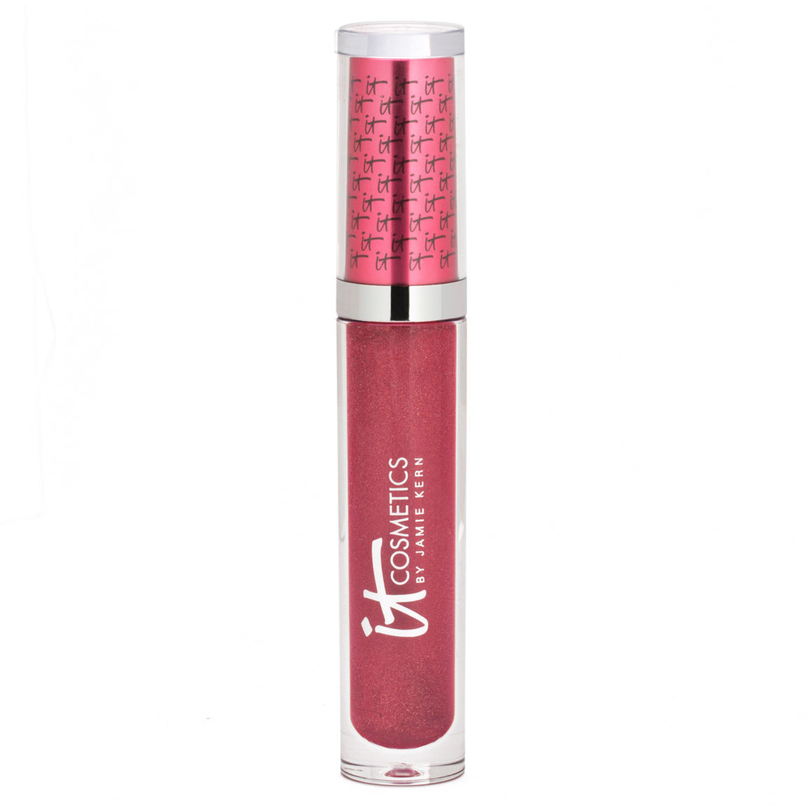 IT Cosmetics  Vitality Lip Flush Hydrating Gloss Stain Inspiring Red