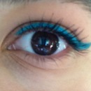 Aqua Cat Eye