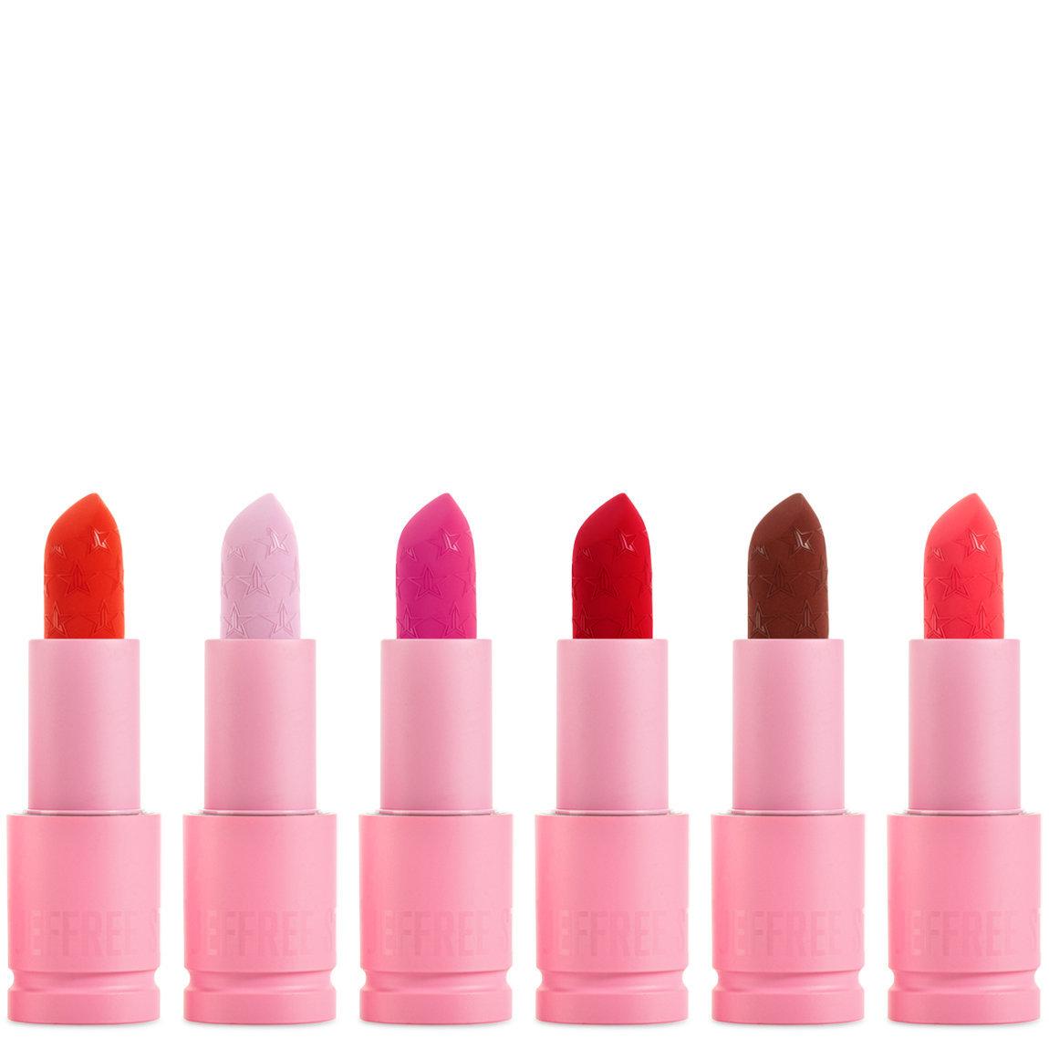 Jeffree Star Cosmetics Velvet Trap Lipstick Reds & Pinks Bundle alternative view 1 - product swatch.