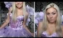 ♡ Easy Fairy Halloween Tutorial & Outfit ♡