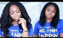 HOW- TO  Install Clip Ins for Beginners & Styles | Kinky Straight Clip Ins🕊🔥