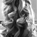 Curled Hair & Bow