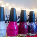 My Collection of Sinful Colors Nail Polish