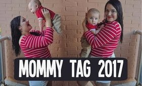 THE MOMMY TAG | 2017