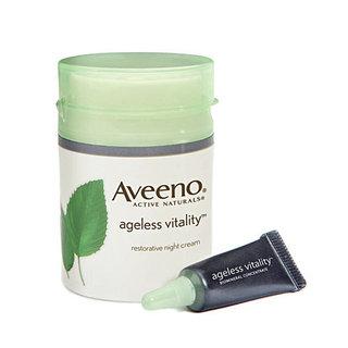Aveeno Ageless Vitality Elasticity Recharging System