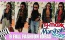 9 Fall Outfit Ideas 40+ Lookbook   Ross, Marshalls, TJ Maxx, DSW, Fashionphile   BorderHammer