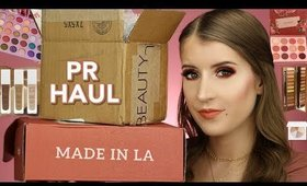 PR UNBOXING HAUL | URBAN DECAY, COLOURPOP, OFRA, & MORE!