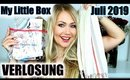 My Little Box Juli 2019   Unboxing & Verlosung