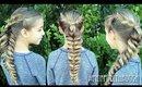 How To: FishTail Pull Through Braid Combo | Pretty Hair is Fun