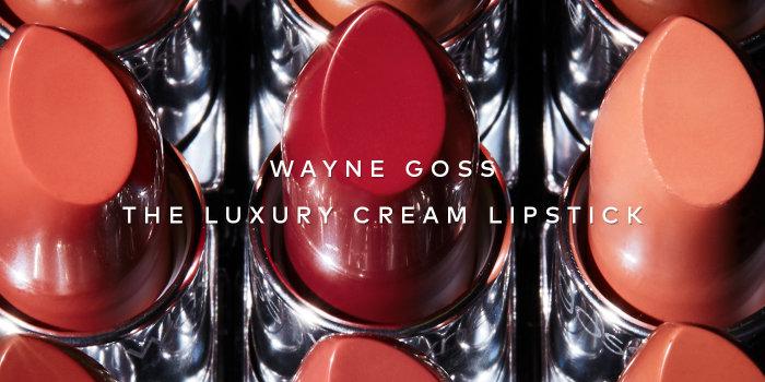 Shop Wayne Goss Luxury Cream Lipsticks on Beautylish.com