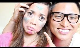 BOYFRIEND Does My Makeup Tag - ThatsHeart