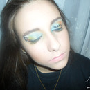 dookie-green day make up inspired